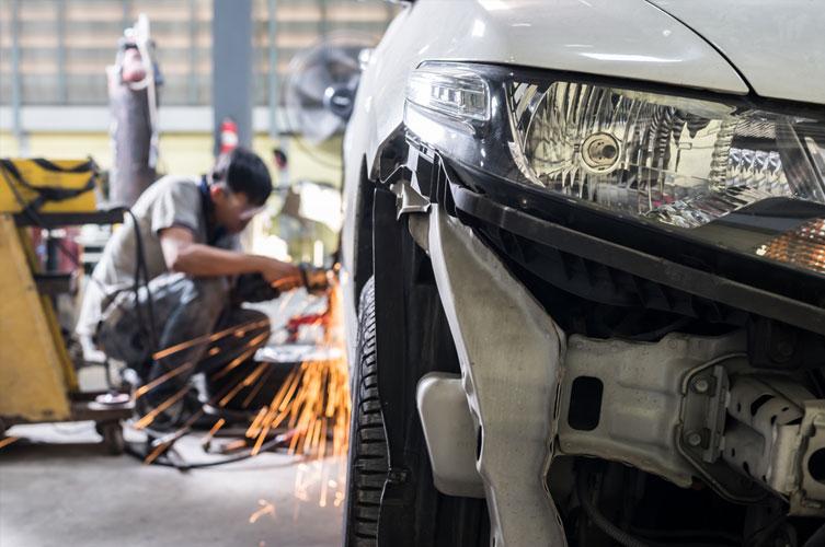 Car Repair - Welding