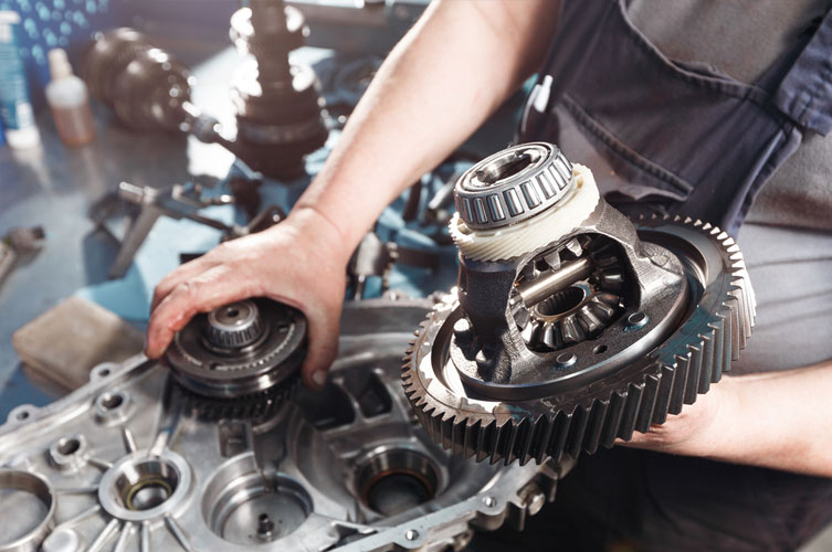 Gear Box Servicing Manual or Automatic